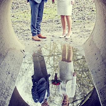 Bruids-shoot Robert & Ilse